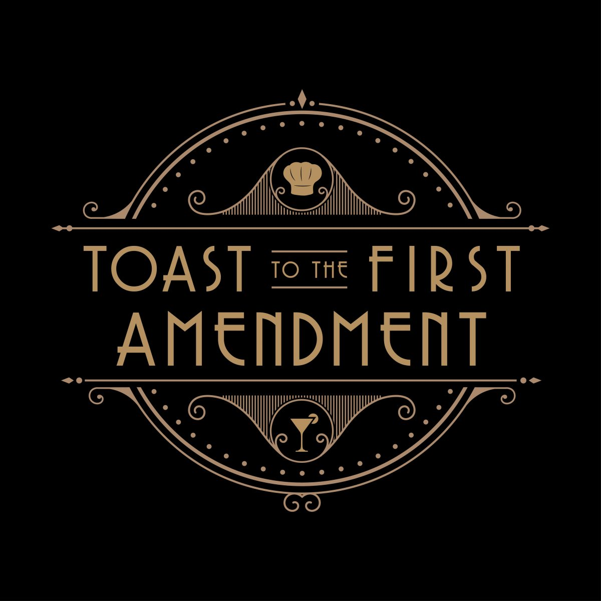 Toast to the First Amendment_Main Logo